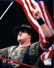 WWE PHOTO SGT SLAUGHTER WRESTLING 8X10 VINTAGE PROMO