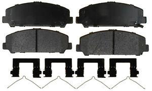 Frt Ceramic Brake Pads  ACDelco Professional  17D1509CH