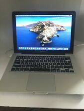 Apple Macbook Pro A1278 Core I5 @ 2.5GHZ 128GB SSD 8GB RAM OS 10.15 New Charger