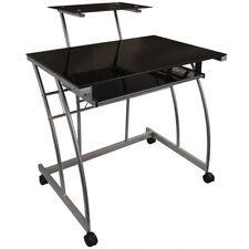 Escritorios y mesas de PC zona de trabajo de metal para el hogar