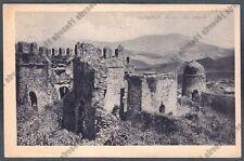 ETIOPIA GONDAR 02 ERITREA - CASTELLO PORTOGHESE Cartolina