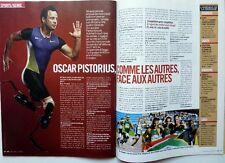 Mag 2011: OSCAR PISTORIUS_BOB MARLEY_MARC LAVOINE_SUM 41