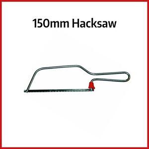 Standard Junior Hacksaw   150mm   Nickel Plated