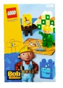 LEGO® DUPLO 3278  Wendy tapeziert, 9 Teile NEU ungeöffnet