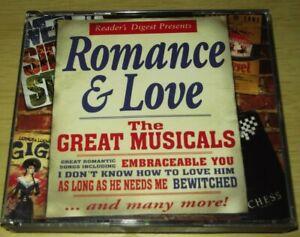 Reader's Digest:Romance & Love - Various Artists (2002 Double CD Album)