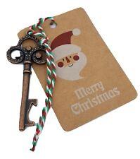 Santas Magic Key Father Christmas Xmas KIDS Santa's Key Christmas Key Chimney