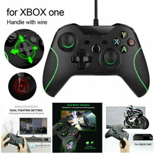 FOR MICROSOFT XBOX ONE SERIES X S WIRED CONTROLLER USB PC GAME CONTROLLER UK