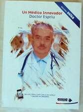 UN MÉDICO INNOVADOR - DOCTOR ESPRIU - ESTEFANÍA NUSSIO - ED. ASISA 2014 - VER