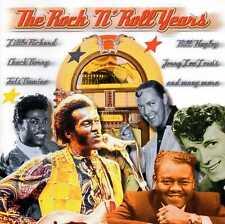 Various Artists - Rock 'N' Roll Years (2001) CD Album