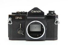 Canon F-1 (1st Version) SLR 35mm Film Camera Body #31847
