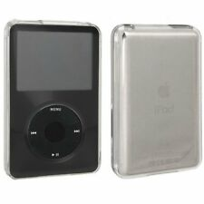MIP INC Classic Hard Case with Aluminum Plating for Apple iPod 80gb (Black)