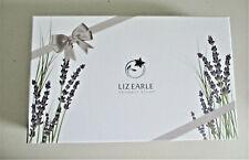 Liz Earle EMPTY Lavender & Vetiver Limited Edition Design Print Gift Box