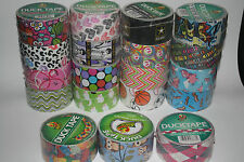One Roll of Random Duck Brand Duct Tape (Damaged Packaging) Discontinued Tapes!!