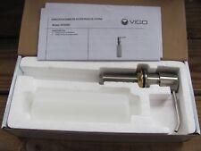 Vigo~Vgsd001St~Kitchen~12 Ounce~Soap Dispenser~Stainless Steel Finish