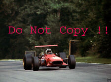 Chris Amon Ferrari 312/68 British Grand Prix 1968 Photograph
