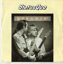 "Status Quo - Dreamin 7"" Single 1986"