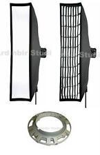 Softbox 20cm x 90cm Honeycomb Grid Diffuser Elinchrom