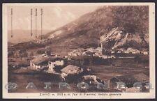 TRENTO ZIANO DI FIEMME 03 Cartolina viaggiata 1928