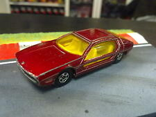 Matchbox Superfast 55 Lamborghini Marzal metallic rood