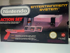 Nintendo NES Action Set Vintage Retro Video Game System Console PAL 8bit ITA