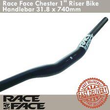 "Race Face Chester 1"" Riser Handlebar 31.8 x 740mm Downhill All Mountain MTB Bar"