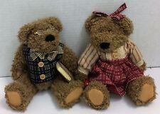 Teddy's Stories Grandma & Grandpa Teddy Bears Old Style Looking
