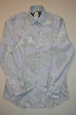 Paul Smith PBS Butterfly Print Shirt M NEW