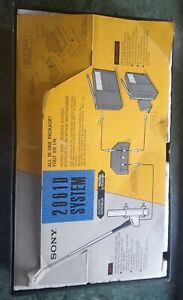 Sony 2001 D Antenna System In box used condition