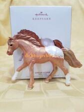 Hallmark 2019 Dream Horse Appaloosa Christmas Ornament