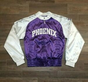 Reebok Phoenix Suns Womens Size Small Jacket NBA Basketball