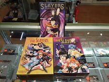 ANIME - DVD - Slayers Collection - Season 1 2 (Next) OVA - Complete Series