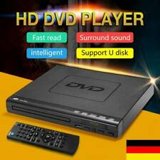 ADH CD DVD Player mit USB Anschluss Mediaplayer Upscaling USB 2.0 3.0 Tragbar~