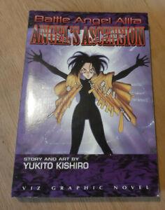 Angel's Ascension - Battle Angel Alita - Yukito Kishiro - Manga Graphic Novel