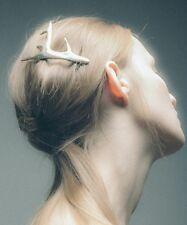 Pique Epingle à Cheveux Tete de Cerf Simple Baroque Ancien Vintage Original