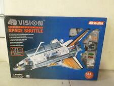 4D Master Space Shuttle Cutaway Model 1/72