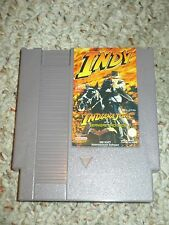 Indiana Jones et la Derniere Croisade (Nintendo NES) Cart Only PAL B
