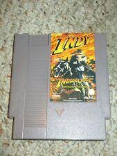 Indiana Jones et la Derniere Croisade (Nintendo NES) Cart Only PAL B