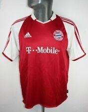 Bayern Munich 2003 2004 adidas football shirt Boys Xl Extra large trikot F64