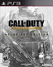 Call of Duty: Advanced Warfare -- Atlas Pro Edition (Sony PlayStation 3, 2014)