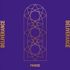 Prince - Deliverance 2017 Promo CDr    Purple Rain  Crystal Ball  4ever