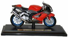 Motorrad Modell 1:18 Aprilia RSV R 1000 rot von Maisto