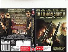 The Boondock Saints:2:All Saints Day-2009-Sean Patrick Flanery-Movie-DVD