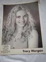 "TRACY MORGAN Talent Agency PHOTO Portfolio photo 8"" x 10"""