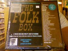 "The Folk Box 4xLP + 7"" Box Set sealed vinyl RSD Limited 50th Anniversary"