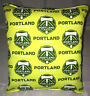 Timbers Pillows Portland Timbers MLS Pillow Handmade in USA.