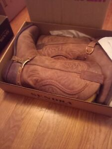 Sendra Handmade Boots Made In Spain Seta Mad Dog Tang