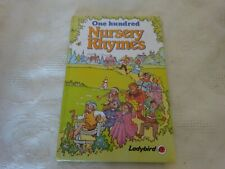 Ladybird Childrens Book One Hundred Nursery Rhymes