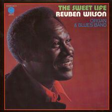 Reuben Wilson-The Sweet Life (vinile LP-US-REISSUE)