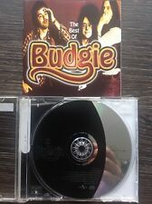 BUDGIE - BEST OF    - CD