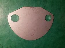 VW Engine Fuel Pump Stainless Blank Plate Air Cooled 12-1600cc Wasserboxer CT CZ